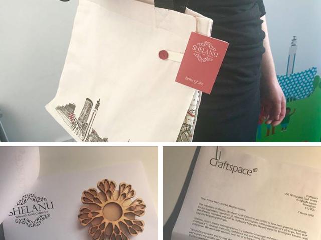 Shelanu souvenir bag